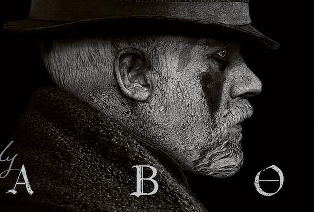 画像: Tom Hardy's Taboo Gets Series Premiere Date at FX — View Poster