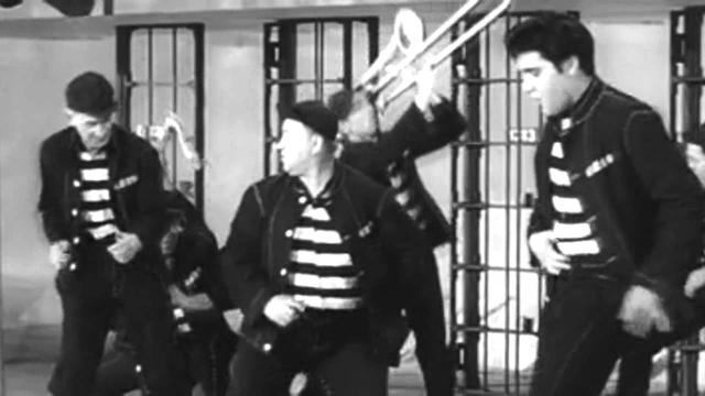 画像: Elvis Presley - Jailhouse Rock (HD Music Video) youtu.be