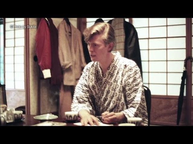 画像: 【先行無料配信】ノンフィクションW デヴィッド・ボウイの愛した京都/7分ダイジェスト【WOWOW】 youtu.be