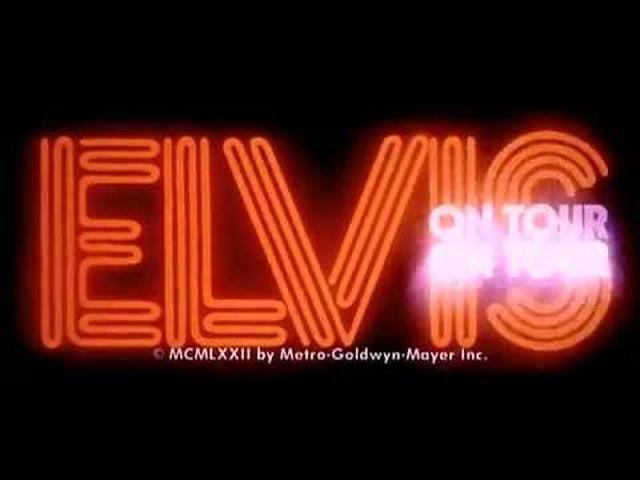 画像: Elvis On Tour - Trailer youtu.be