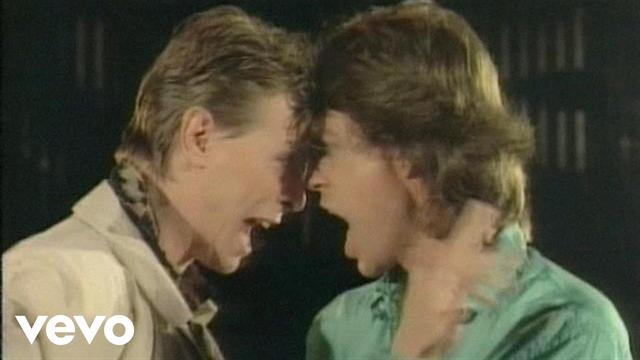 画像: David Bowie & Mick Jagger - Dancing In The Street youtu.be