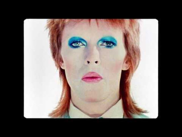 画像: David Bowie - Life On Mars (2016 Mix) youtu.be