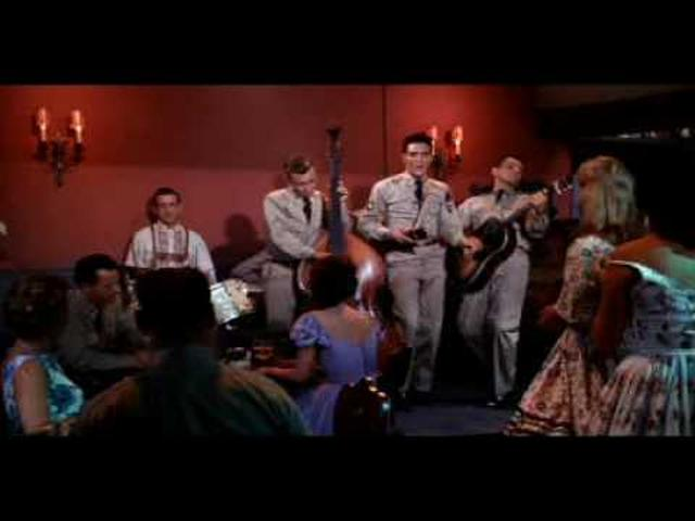 画像: Elvis Presley - G.I.Blues youtu.be