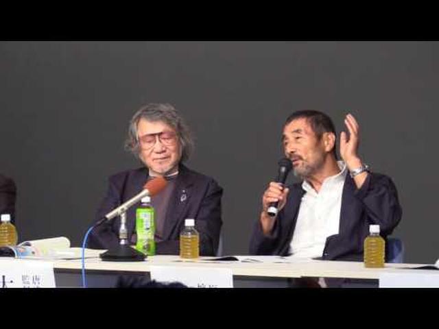 画像: 唐津映画「花筐」 記者発表[2016.07.22] youtu.be