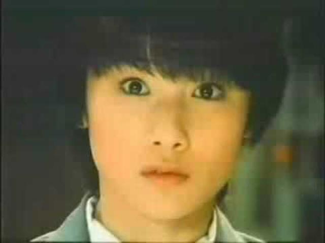 画像: 【CM】映画「時をかける少女」TVCM 原田知世(1983年) youtu.be