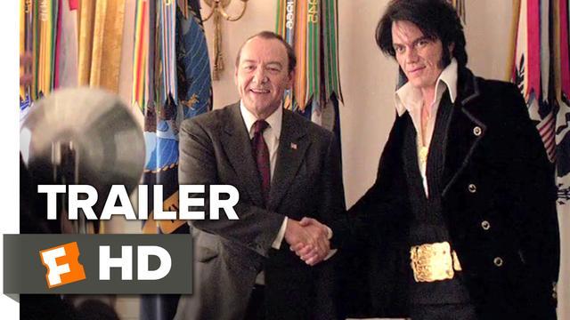 画像: Elvis & Nixon Official Trailer #1 (2016) - Michael Shannon, Kevin Spacey Movie HD youtu.be