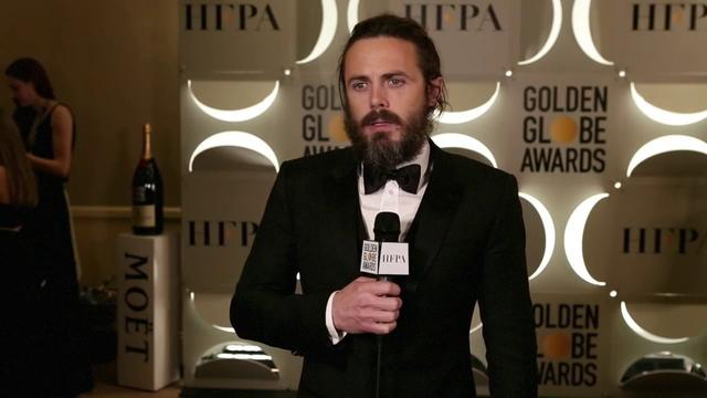 画像: Casey Affleck - 74th Golden Globe Award Winner youtu.be
