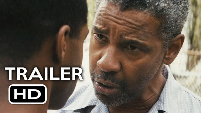 画像: Fences Official Trailer #1 (2016) Denzel Washington, Viola Davis Drama Movie HD youtu.be