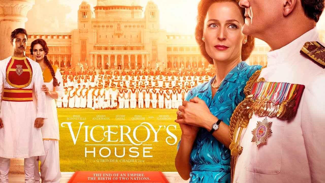 画像: VICEROY'S HOUSE - Official Trailer - Hugh Bonneville, Gillian Anderson. In Cinemas 3 March youtu.be