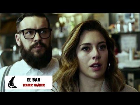 画像: El Bar - Teaser Tráiler - Alex de la Iglesia - Blanca Suárez - YouTube youtu.be