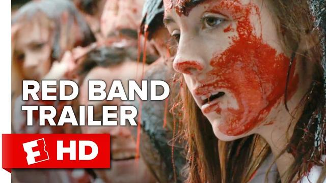 画像: Raw Official Red Band Trailer 1 (2017) - Garance Marillier Movie youtu.be