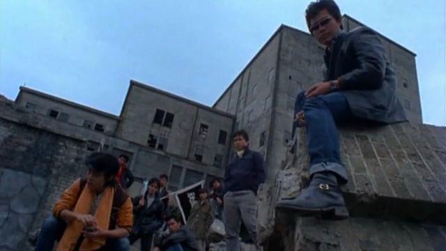 画像1: CRAZY THUNDER ROAD (Sogo Ishii, 1980) vimeo.com