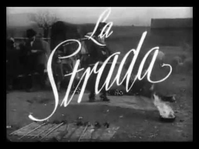 画像: La Strada (1954) trailer youtu.be