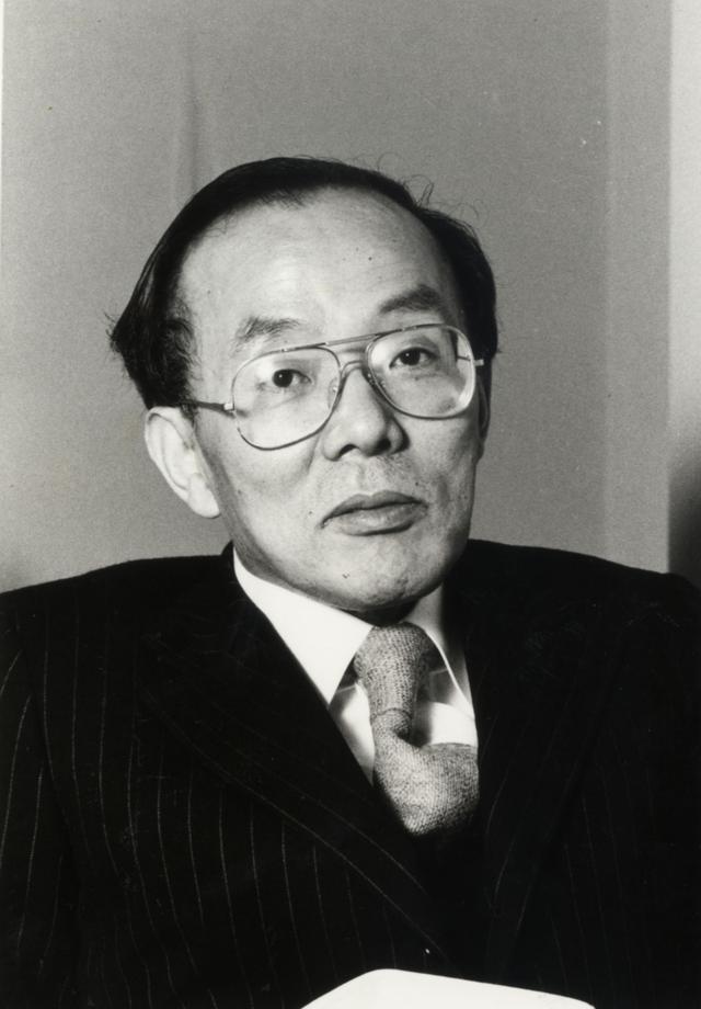 画像: 遠藤周作  (C)新潮社