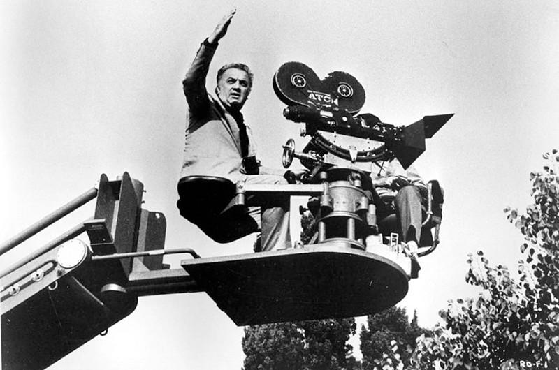 画像: Biography of Federico Fellini - Italia Mia
