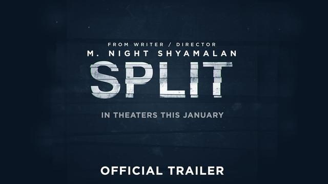 画像: Split - In Theaters January 20 - Official Trailer (HD) youtu.be