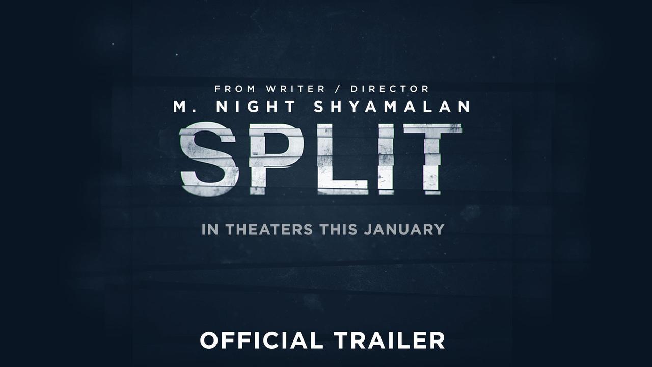 画像: Split - In Theaters January 20 - Official Trailer (HD) youtu.be