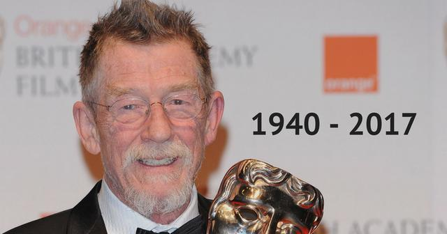 画像: Hollywood legend John Hurt has died aged 77