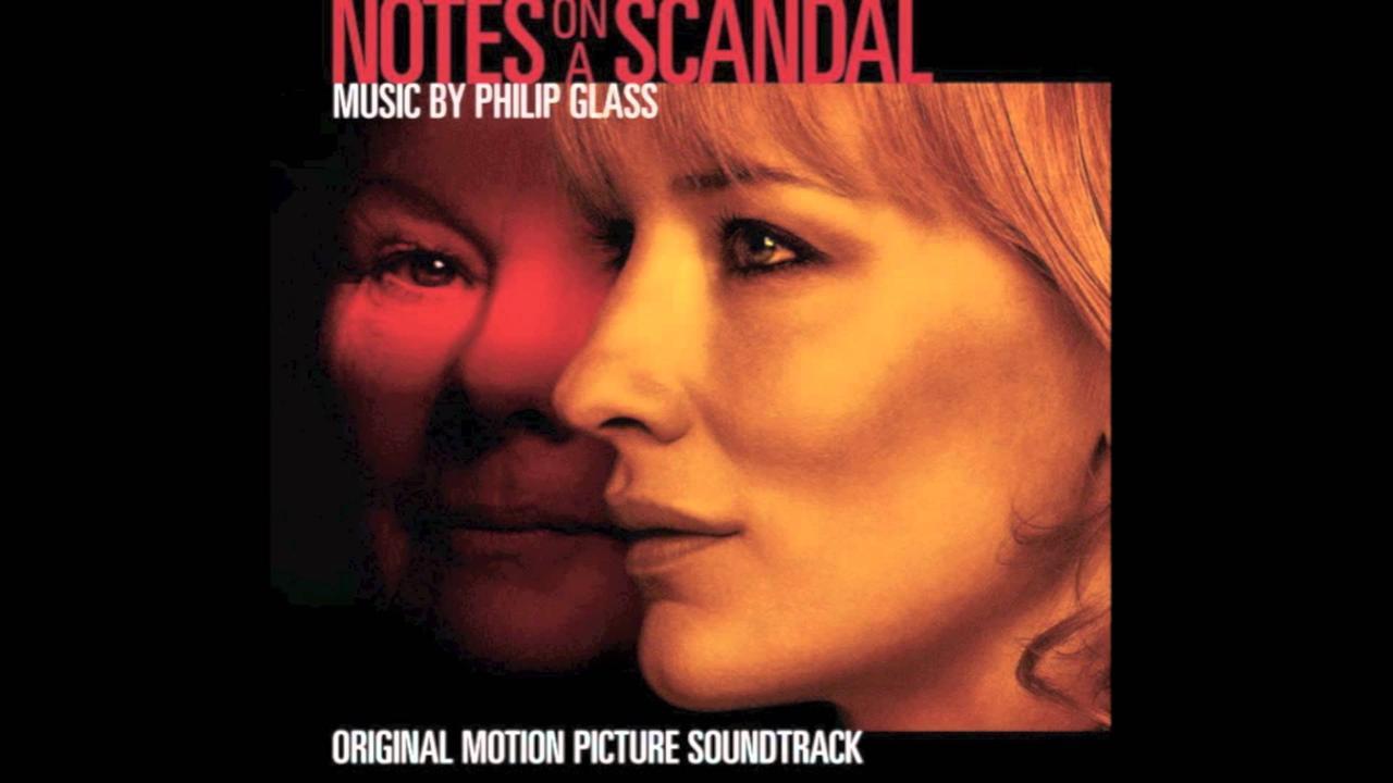 画像: Notes On A Scandal Soundtrack - 03 - Invitation - Philip Glass youtu.be