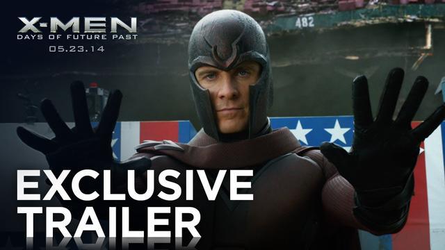 画像: 『X-MEN:フューチャー&パスト』 X-Men: Days of Future Past | Official Trailer 2 [HD] | 20th Century FOX youtu.be