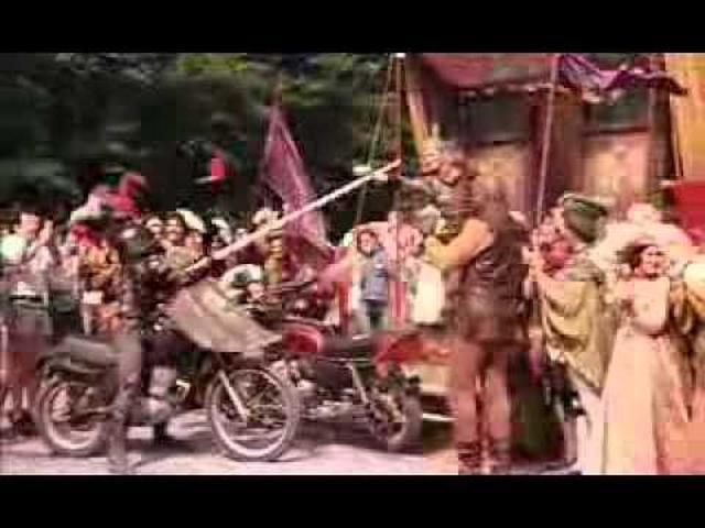 画像: Knightriders (trailer - movie by George Romero) youtu.be