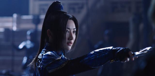 画像: 中国人女優のハリウッド映画進出が増加!リー・ビンビン、ファン・ビンビンに続き今年は、ジン・ティエンに注目!