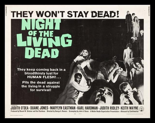 画像1: http://www.btchflcks.com/2013/10/night-of-the-living-dead-early-reception-and-gender-performances.html #.WJSTKGO2UfM