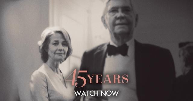 画像: 45 Years by Andrew Haigh: Official Film Website