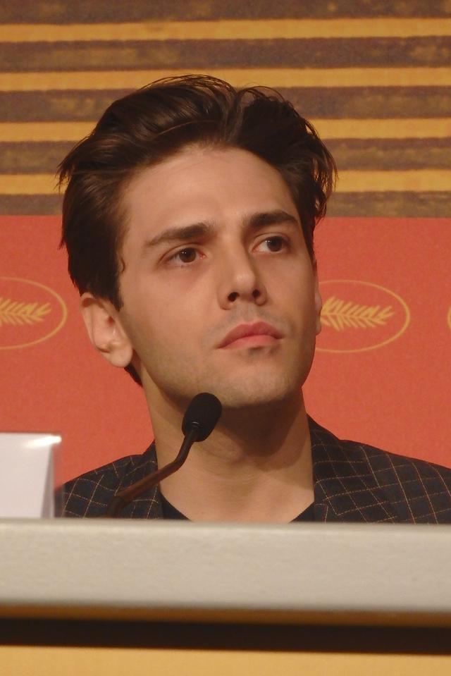 画像: カンヌ国際映画祭の公式記者会見に登壇したグザヴィエ・ドラン Photo by Yoko KIKKA