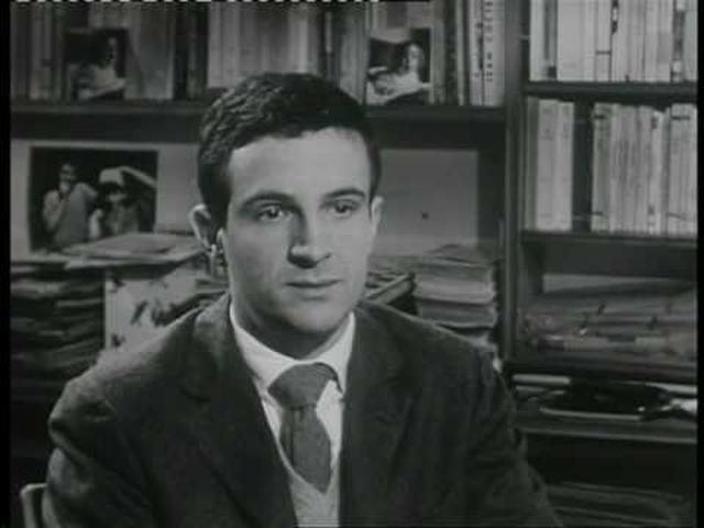 画像: Interview de François Truffaut youtu.be