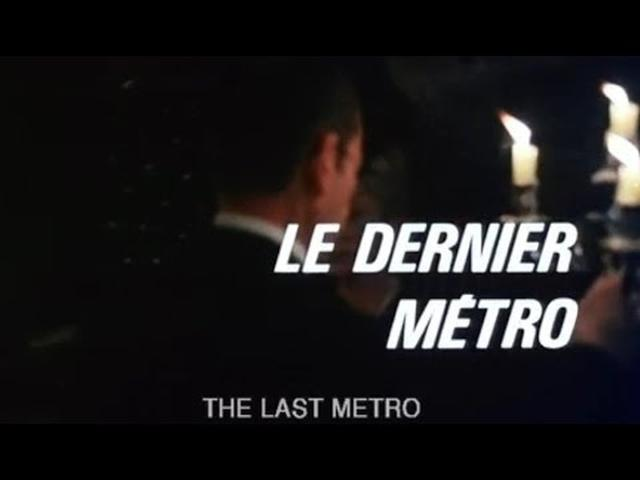 画像: Le Dernier Metro, 1980, trailer - YouTube youtu.be