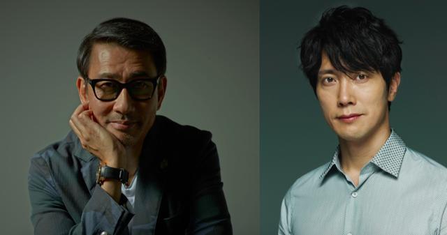 画像: 初のW主演 中井貴一と佐々木蔵之介