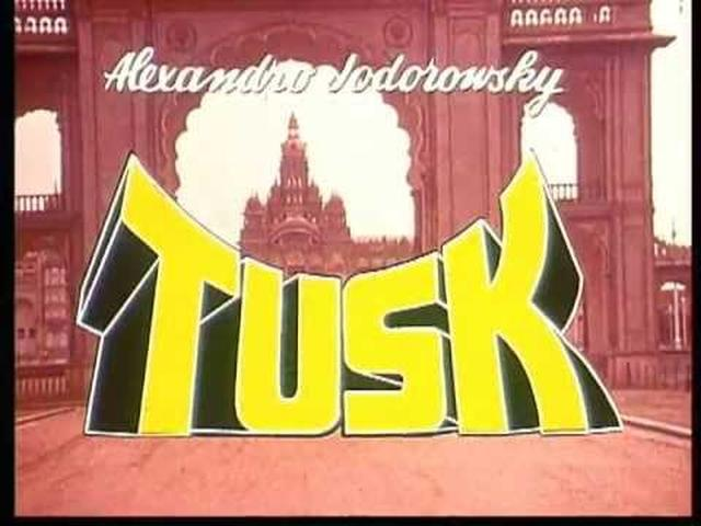 画像: Tusk (1980) - Original Trailer (Alejandro Jodorowsky) youtu.be