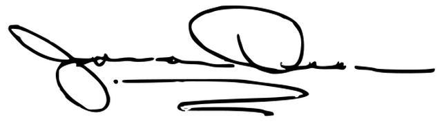 画像: ジェームズ・ディーンのサイン