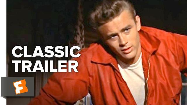 画像: Rebel Without a Cause (1955) Trailer - James Dean Movie youtu.be