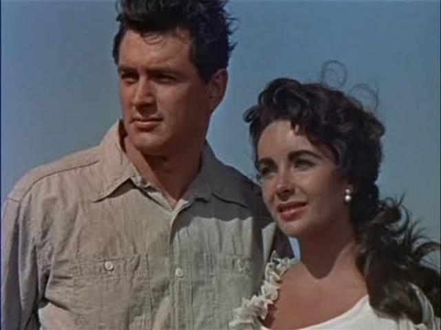 """画像: Rock Hudson - """" Giant """" Trailer - 1956 youtu.be"""