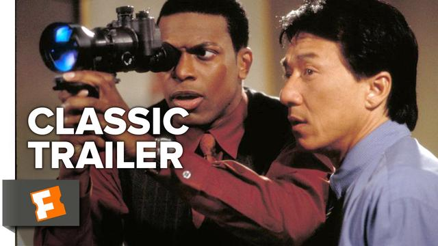 画像: Rush Hour 2 (2001) Official Trailer2 - Jackie Chan, Chris Tucker Movie HD youtu.be