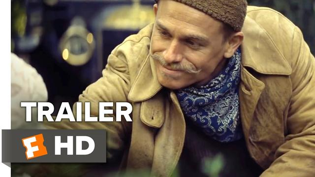 画像: The Lost City of Z Trailer #1 (2017) | Movieclips Trailers youtu.be