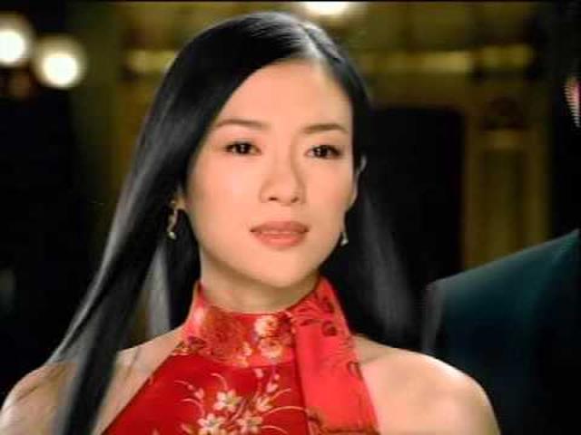 画像: 花王 ASIENCE CM(2005年)チャン・ツィイー youtu.be