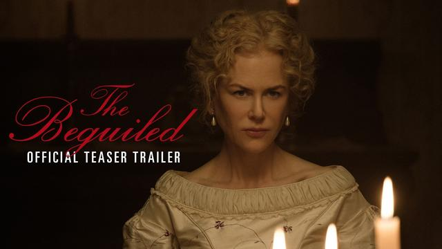 画像: THE BEGUILED - Official Teaser Trailer [HD] - In Theaters June 23 youtu.be