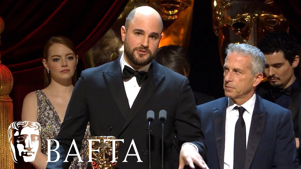 画像: La La Land wins Best Film   BAFTA Film Awards 2017 youtu.be