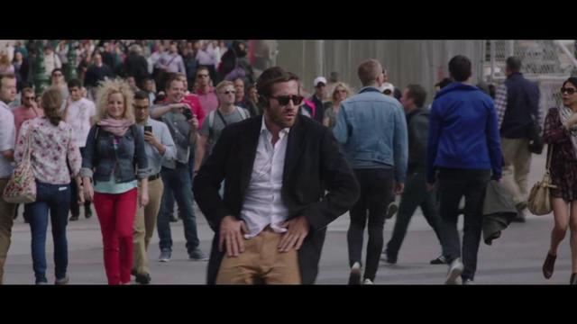 画像: ジェイク・ギレンホールが街中で踊りまくる!『雨の日は会えない、晴れた日は君を想う』特別映像 youtu.be
