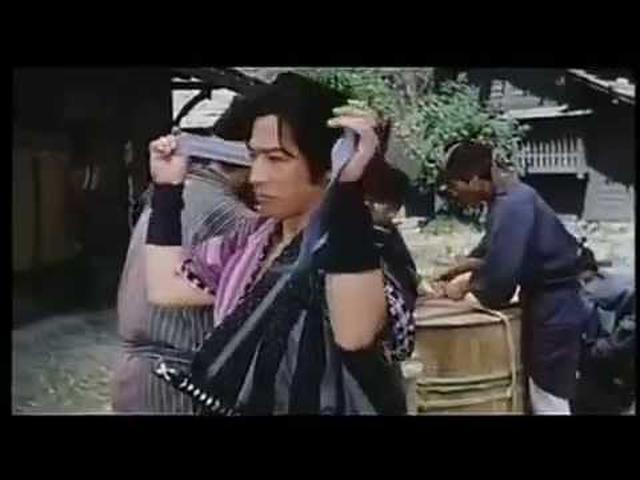 画像: 真田広之 Hiroyuki Sanada 映画「助太刀屋助六」予告 youtu.be