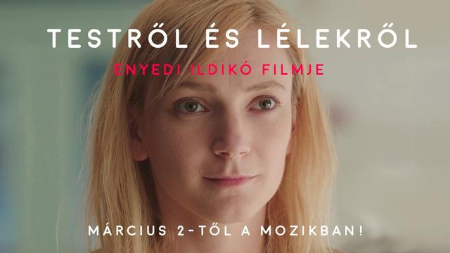 画像: Testről és lélekről (16) előzetes - Enyedi Ildikó új filmje márciustól a mozikban! youtu.be