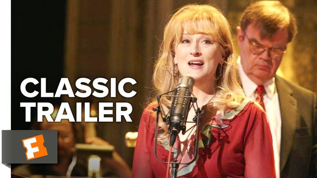 画像: A Prairie Home Companion (2006) Official Trailer - Meryl Streep, Lindsay Lohan Movie HD youtu.be