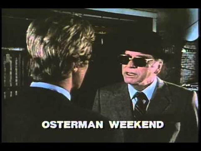 画像: The Osterman Weekend Trailer 1983 youtu.be