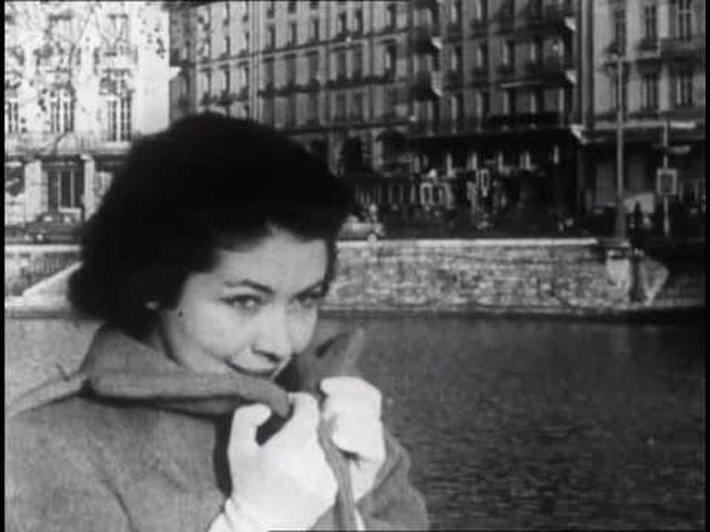 画像: Une Femme Coquette (Jean-Luc Godard, 1955) with English subtitles youtu.be
