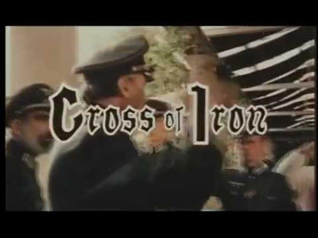画像: Cross of Iron 1977 Trailer youtu.be