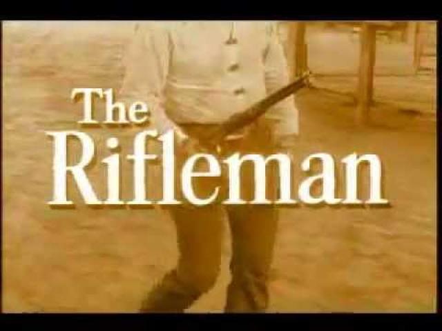 画像: The Rifleman intro -- the Sam Peckinpah version. youtu.be