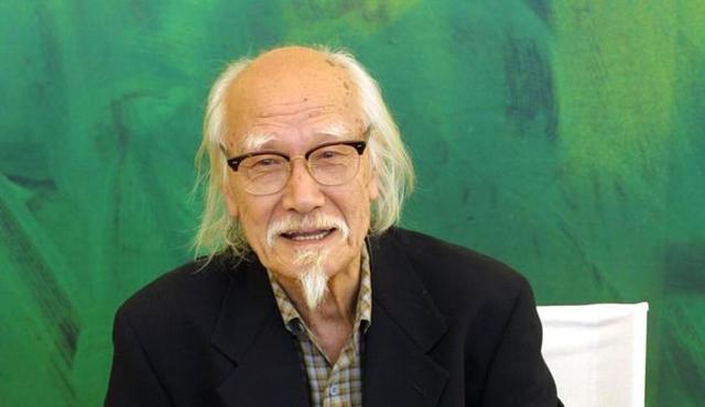 画像: alisateur culte japonais Seijun Suzuki 93 ans